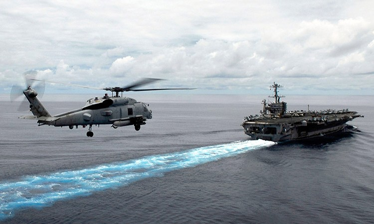 Danmark modtager sine nye Seahawk helikoptere