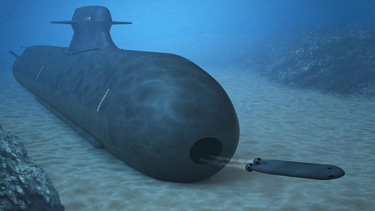 Saab skal udvikle torpedo integrationssystem til svenske ubåde
