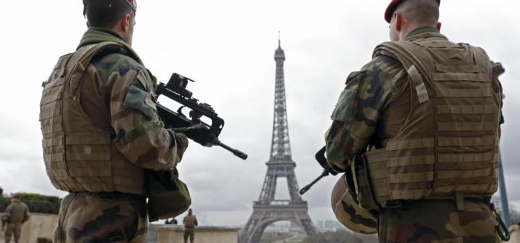 Frankrig vil øge forsvarsbudget til 2 pct. af BNP