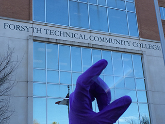 Forsyth Tech Nanotechnology Students Selected As Finalists In National Science Foundation