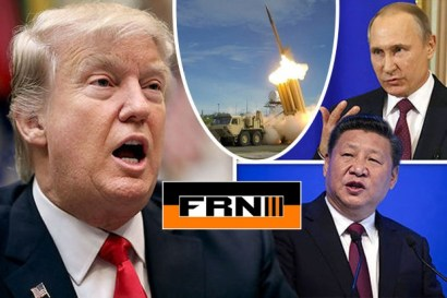 Bildergebnis für fort-russ.com Is the U.S preparing for simultaneous wars against Russia and China?