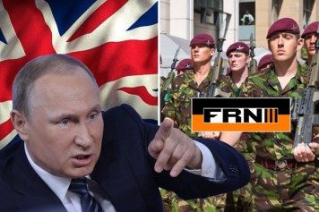 Bildergebnis für Does the UK want war with Russia? It certainly seems so!