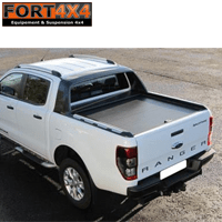 COUVRE BENNE COULISSANT ROLL TOP COVER FORD RANGER 2016