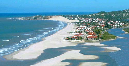 Praia do Presidio - CE