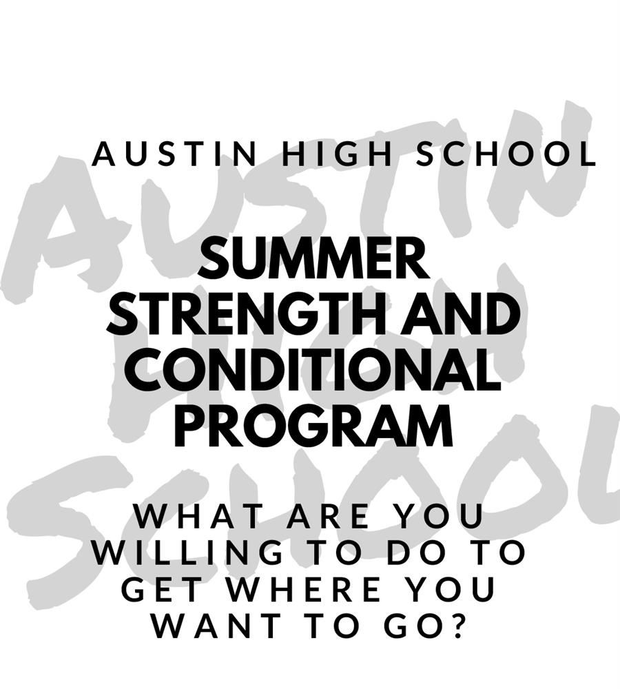 Austin High School / Homepage