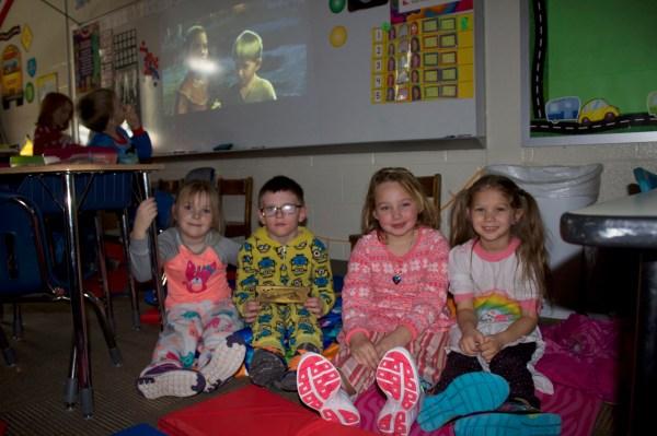 Kindergarten Holiday Activities Fort Calhoun Community