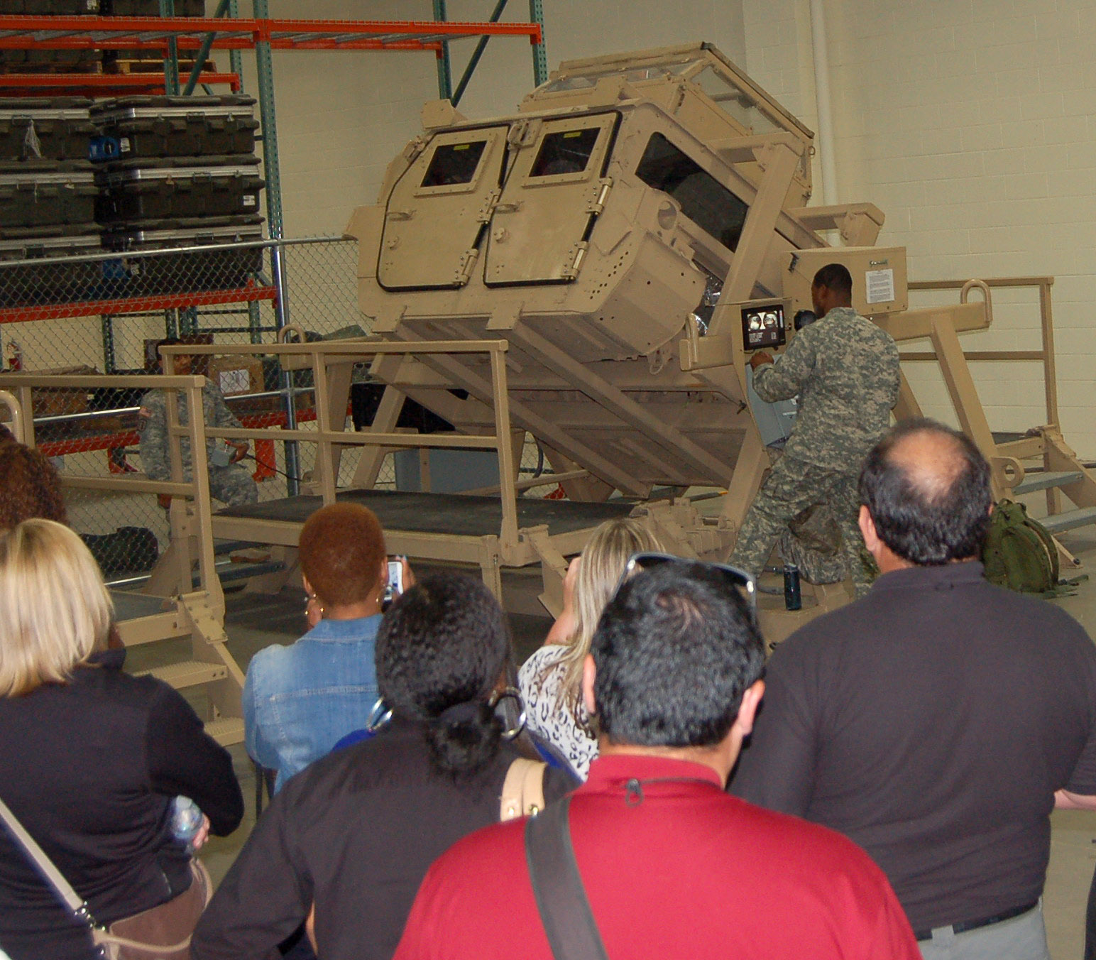 Education tour highlights Army opportunities  Fort Carson Mountaineer