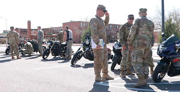 Street Soldiers Motorcycle Club Colorado - Year of Clean Water