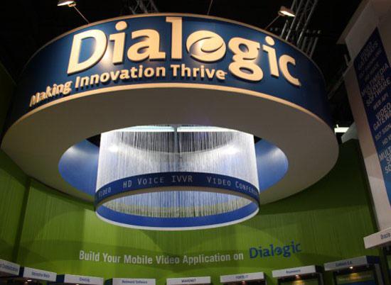 Оформление стенда Dialogic