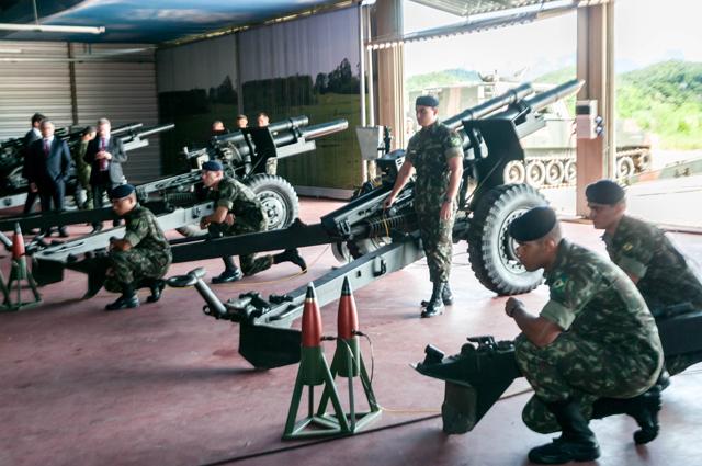 Portal Sgda Exército Brasileiro Inaugura Sistema De