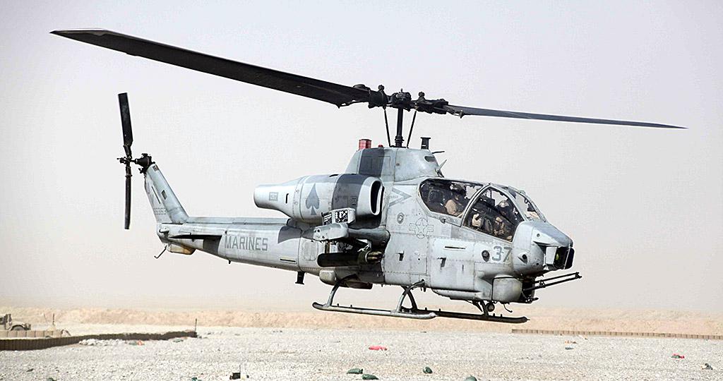 EXCLUSIVO: Exército Brasileiro mira lote maior de helicópteros AH-1W usados - Forças Terrestres - ForTe