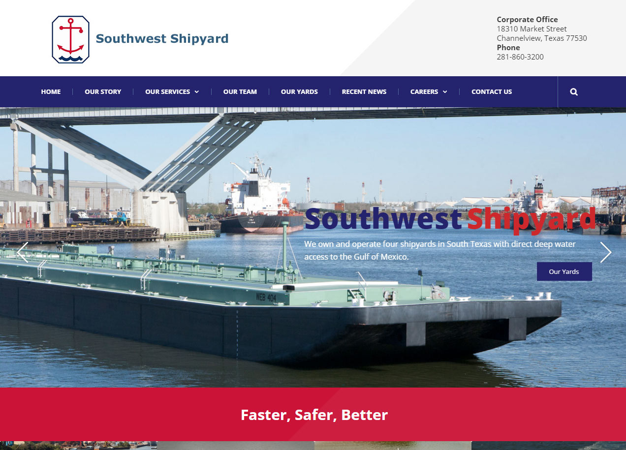 Southwest Shipyards