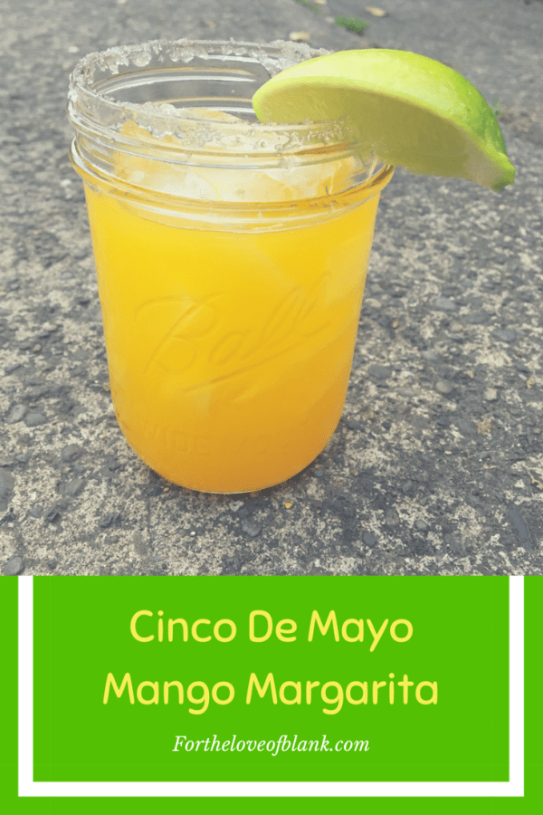 An incredible balance of sweet and tart in these mango margaritas. Perfect for a summer BBQ or Cinco de Mayo!