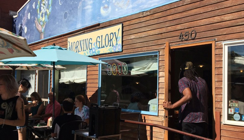 Morning Glory- A Vegetarian Cafe in Eugene, OR