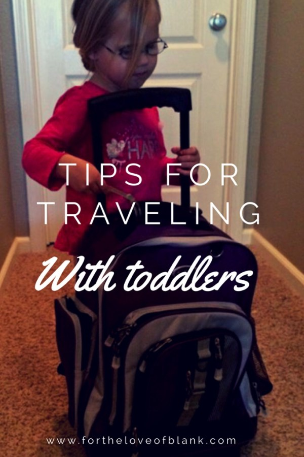 Here are some great tips for Traveling with toddlers. This is a guest post by Connie from Lessons and Learning for Littles.
