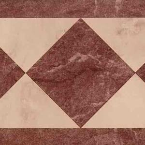 Pink Marble Vintage Wallpaper Border Waverly 564142 FREE Ship