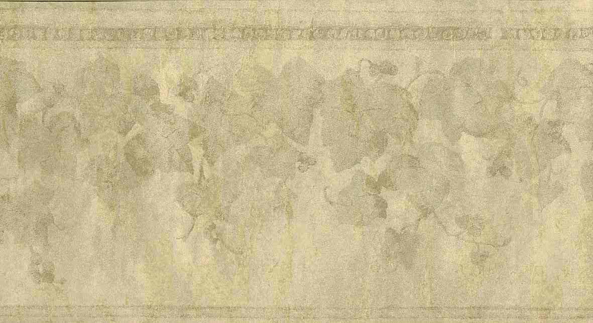 Ivy Leaves Wallpaper Border