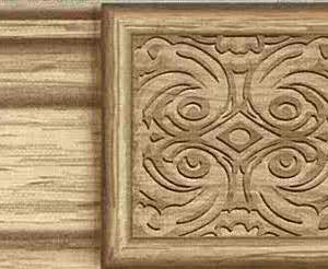 Brown Woodgrain Wallpaper  Border KG8938B FREE Ship