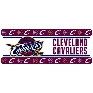 Cleveland Cavaliers Wallpaper Border NBA Basketball NB382756820