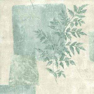 Green Leaves Vintage Wallpaper Cream 28705 Double Rolls