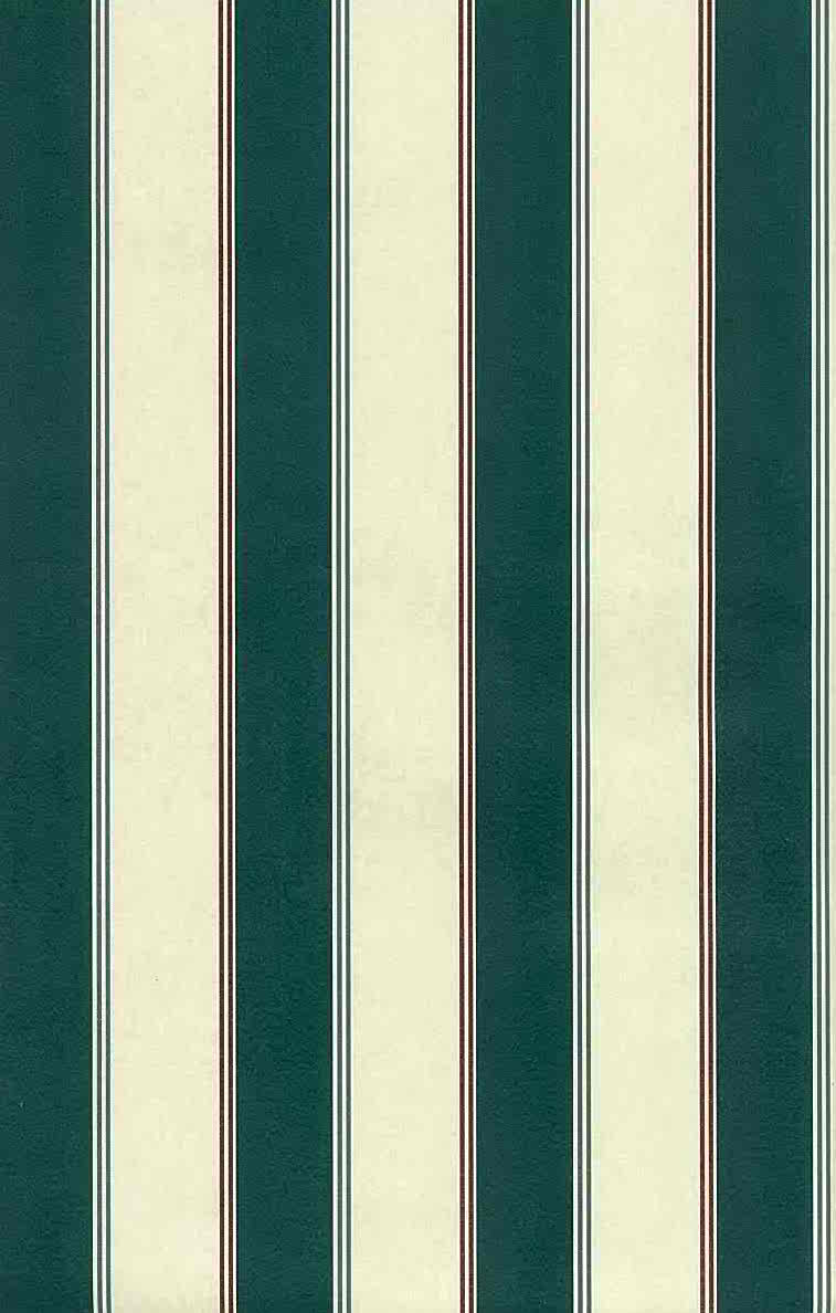 Green Cream Stripe Vintage Wallpaper Blue Red AMD1222 DRs