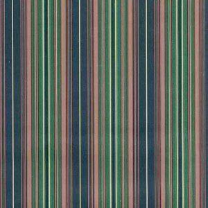 Stripes Vintage Wallpaper-Blue-Pink-Green WFM4081 D/Rs