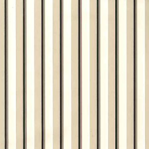 Waverly-Taupe-Striped-Vintage-Wallpaper Black Cream 565991 D/Rs