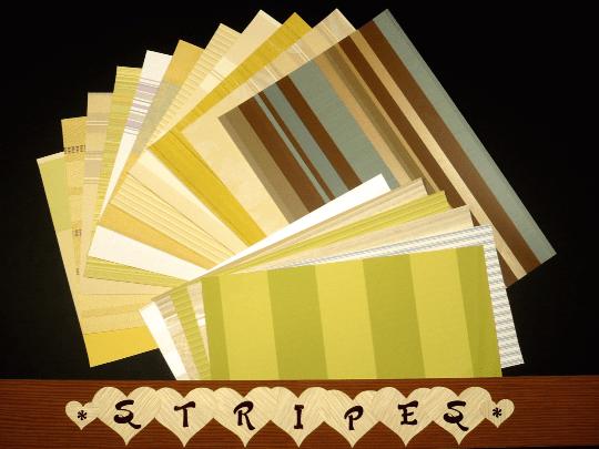 Striped Crafts & Scrapbooking Wallpaper Pak Example