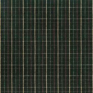 Plaid Stripe Vintage Wallpaper Black Raymond Waites 30661860 D/Rs