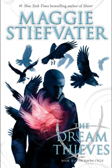 Book Review – The Dream Thieves (The Raven Cycle #2) by Maggie Stiefvater