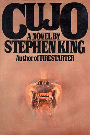 Book Review – Cujo by Stephen King