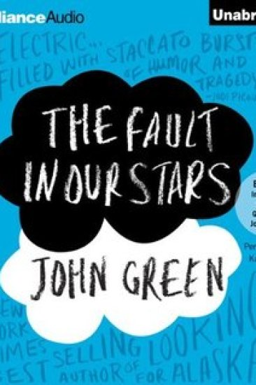 Audiobook Review – The Fault in Our Stars by John Green