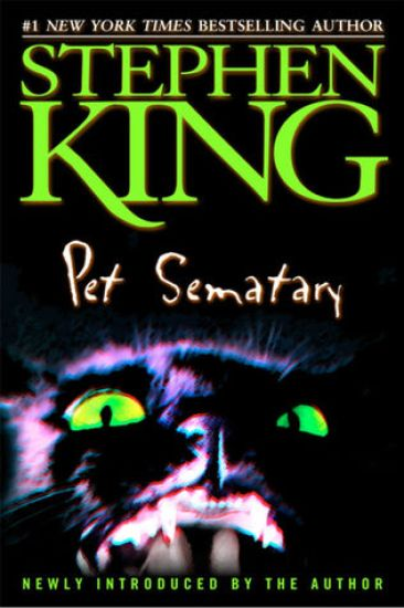 Book Review – Pet Sematary by Stephen King