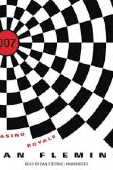 Audiobook Review – Casino Royale (James Bond (Original Series) #1) by Ian Fleming
