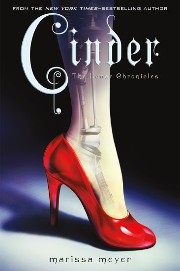 Book Review – Cinder (The Lunar Chronicles #1) by Marissa Meyer