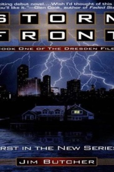 Audiobook Review – Storm Front (The Dresden Files #1) by Jim Butcher