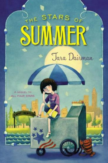 Waiting on Wednesday – The Stars of Summer (All Four Stars #2) by Tara Dairman