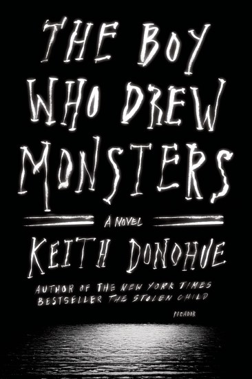 Book Review – The Boy Who Drew Monsters by Keith Donohue