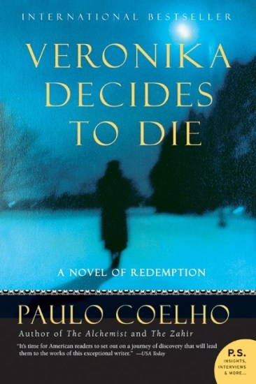 Book Review – Veronika Decides to Die by Paulo Coelho