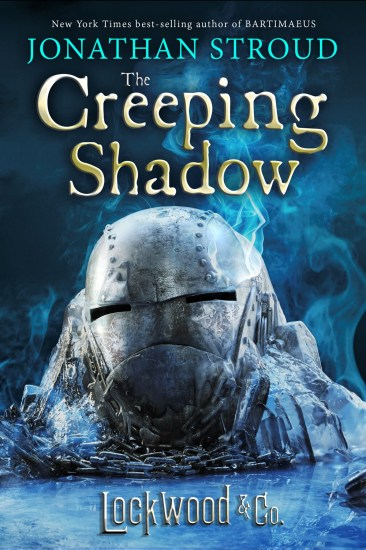 Ominous October + #Giveaway! The Creeping Shadow (Lockwood & Co. #4) by Jonathan Stroud