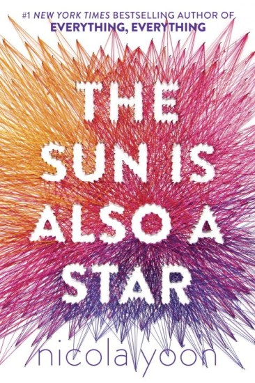 Book Review – The Sun Is Also a Star by Nicola Yoon