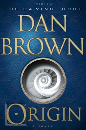 Waiting on Wednesday – Origin (Robert Langdon #5) by Dan Brown
