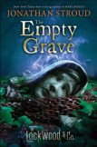 Ominous October – The Empty Grave (Lockwood & Co. #5) by Jonathan Stroud