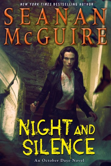 Waiting on Wednesday – Night and Silence (October Daye #12) by Seanan McGuire