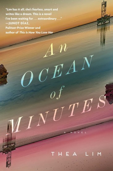 Book Review – An Ocean of Minutes by Thea Lim