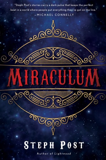 Waiting on Wednesday – Miraculum by Steph Post