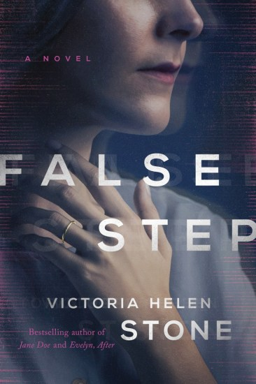 Waiting on Wednesday – False Step by Victoria Helen Stone