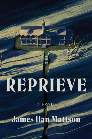 Can't Wait Wednesday | Reprieve by James Han Mattson