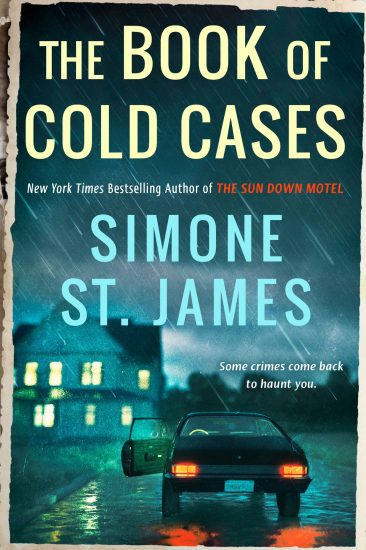 Can't Wait Wednesday | The Book of Cold Cases by Simone St. James