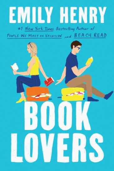 Can't Wait Wednesday | Book Lovers by Emily Henry